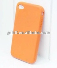 2012 hot item silicon for iphone case