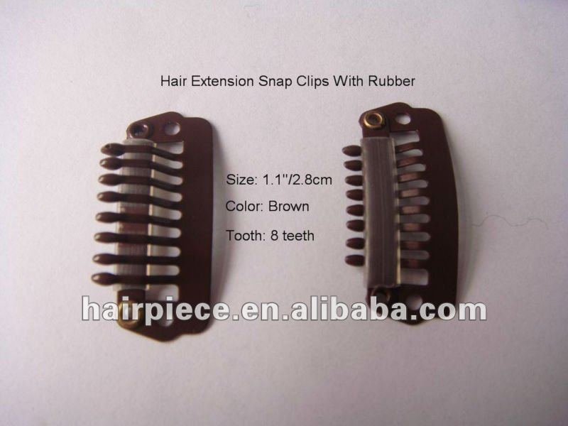 Comb Clip Hair Extension Hair Extension Snap Clips