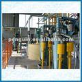 Medio 5ton/day semilladealgodón comestibles refinería de petróleo/planta de refinación