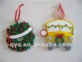 de porcelana de la boda decoración de la navidad