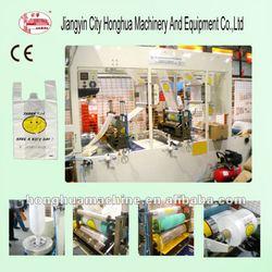 HSY-350 six color plastic bag printing machine(six color shopping bag printing machine,four color printing machine)