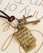 2012 new style Love Letter Necklace