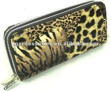 2012 new fashion Leopard ladies Wallet Frame Wallet women wallet