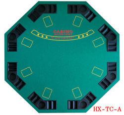 Octagon poker table