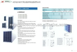 high quality best price 400W Poly solar panel System