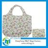 reusable eco foldable shopping bag