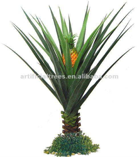 artificielle de l 39 ananas faux arbre arbres artificiels id du produit 586068696. Black Bedroom Furniture Sets. Home Design Ideas