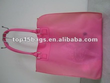 2012 Attractive New style Fashion handbag crocodile lines series with leather shoulder bag