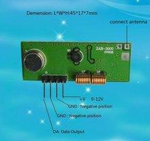315-433MHz RF Transmitter Module ZAB-3000,Hot Selling 315-433MHz RF Transmitter Module