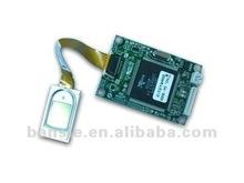 Easy developing fingerprint module with test program KO-ZA20