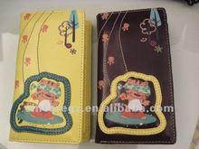 ladies holder,animal printed purse