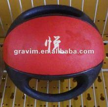 rubber medicine ball / rubber weight ball / rubber solid ball