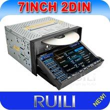 Universal 7 inch 2 Din Car DVD/ Auto Radio/ Car GPS