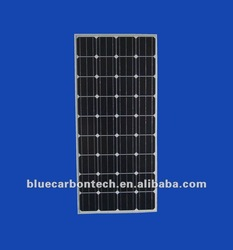 High efficiency 130W pv Solar Panel