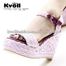2012 fashion ladies sandals