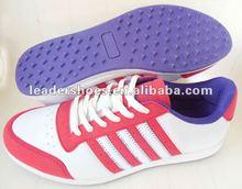 2012 Hot Selling Fashion Woman Casual Shoe