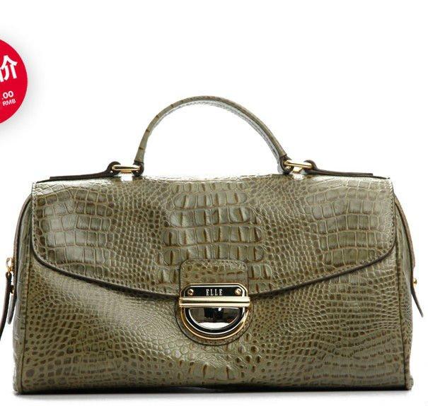 Stylish Fashion genuine leather travelling bag