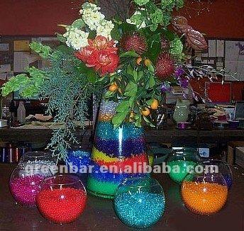 acqua gel per le piante composizioni floreali