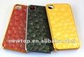 Telefone celular acessórios/ colorido cubo d'água caso do telefone móvel/ para cobrir iphone4g/ 4s