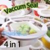 Wholesale 4 Pcs Vacuum Food Sealer Lid