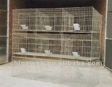 3 layers rabbit cage