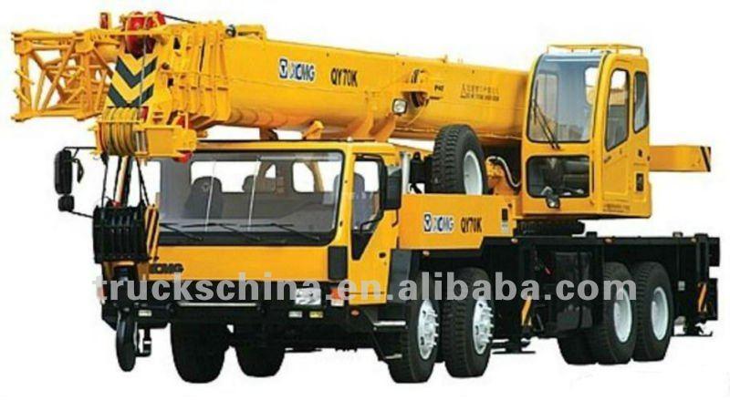 70 tonelada caminhão guindaste xcmg qy70k
