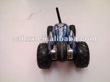 FDA SGS far distance remote radio-controll kids popular rotating toy car