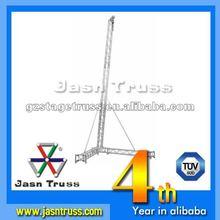 2012 TOP SELL concert speaker system/aluminum truss / Stage truss