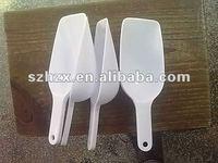FDA SGS convenient household durable food grade plastic 1 cup measuring scoop