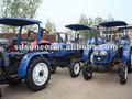 pequeño tractor de granja
