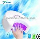 12 W LED gel nail lamp pink UV LED Nail lamp Nail light