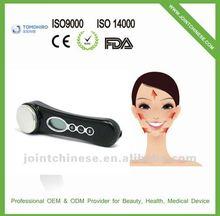 China Wholesale Beauty Products ! 2012 Hot Sell Magic Home-use Portable Ultrasonic Beautiful Vibratiion Machine !