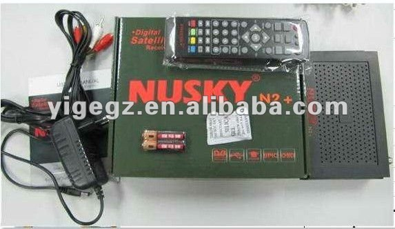 S810b mini receptor evo nusky n2+ decodificador