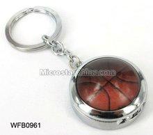 Hot selling crystal basketball watch pendant