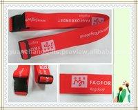 2012 fashional luggage belt,luggage fasten belt,woven luggage belt