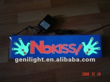 2012 Hot!!! LED Car Stickers