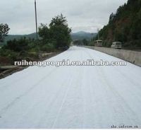 Road building fabric (manufacture)
