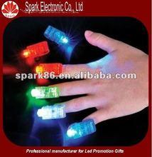 LED finger ring promotion light