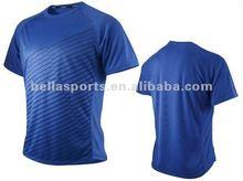 2012 HIgh quality sportswear 100%polyester shirts man shirt