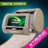 "7"" Panel Detachable Headrest Monitor DVD Player"
