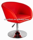 SWIVEL BAR CHAIR with gas lift