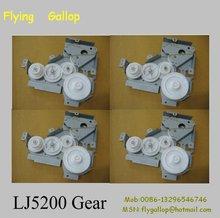 Good quality laser 5200 printer gear