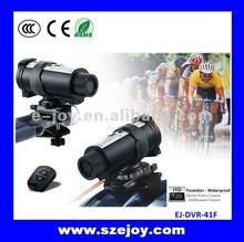 HD 720P Waterproof Outdoor Sports Camera Helmet Mount EJ-DVR-41F