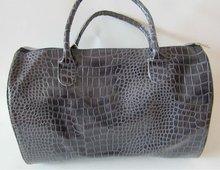 Imitated Crocodil Skin Handbag 2012