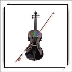 "23"" Acoustic Violin(Black)-H5044"