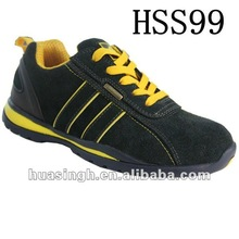 LY,Suede Leather Western Fashion Sport Style Running Shoes CE