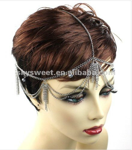 Head Chain,Hair Accessories,hair Jewelry(SWTHC052), View Head Chain