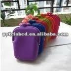 Fashion 2012 Soft Folding Silicone Cell Phone Belt Bag