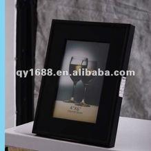 aluminum profile with leather photo frames