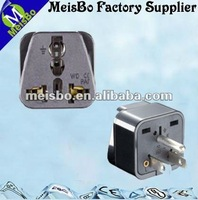 us plug adaptor 10A 250V/15A 125V AC socket US. style WD-5